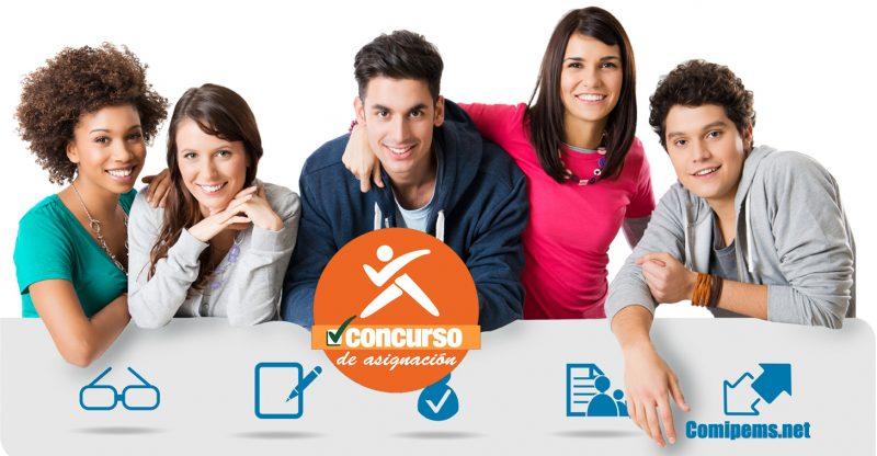 comipems concurso de asignación comipems.net